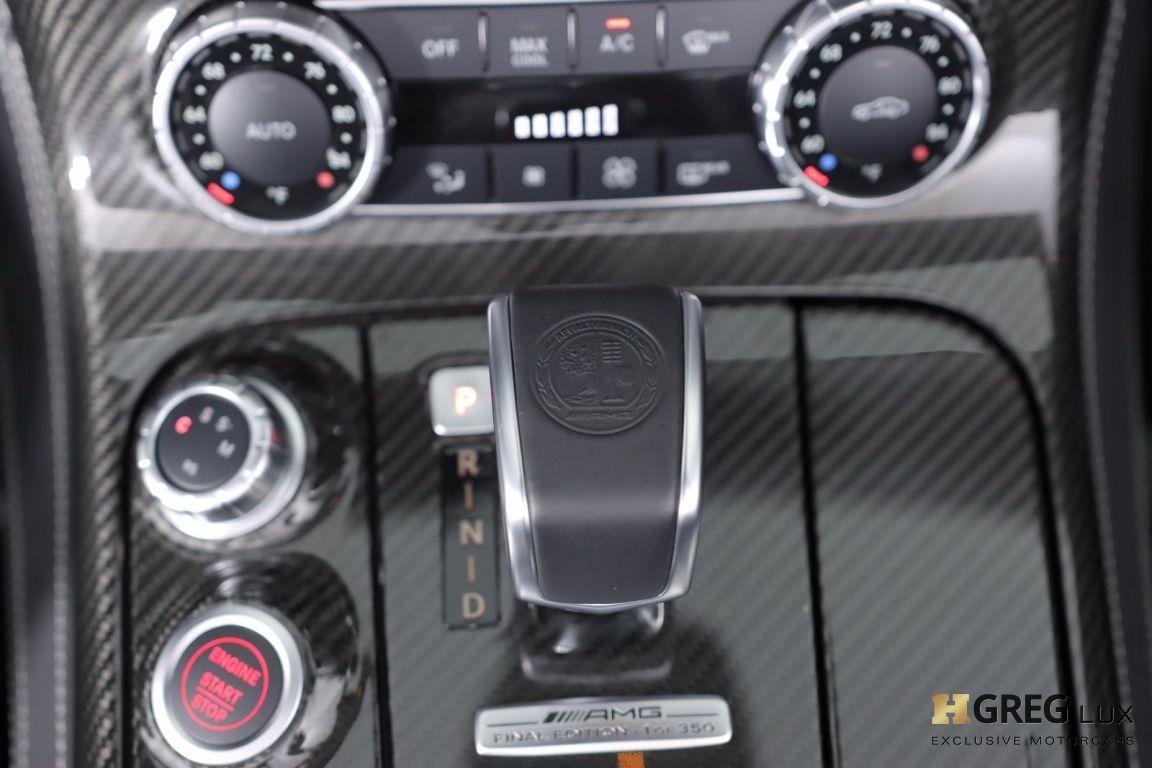 2015 Mercedes Benz SLS AMG GT SLS AMG GT Final Edition #40
