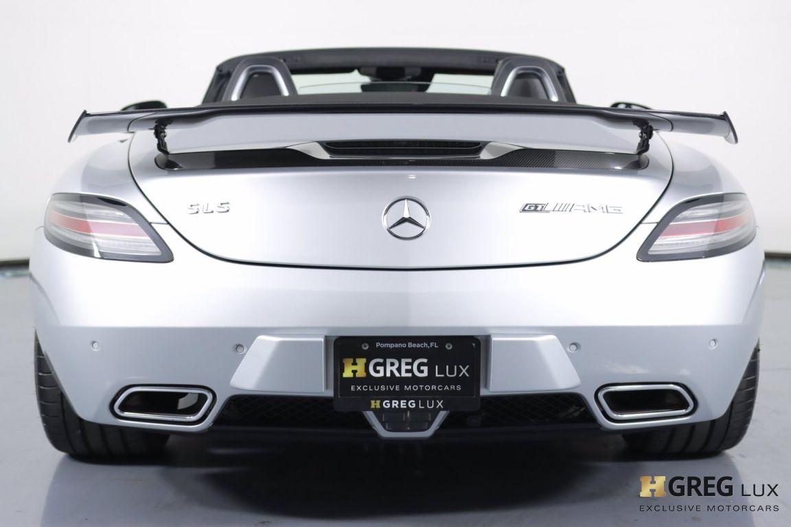 2015 Mercedes Benz SLS AMG GT SLS AMG GT Final Edition #16
