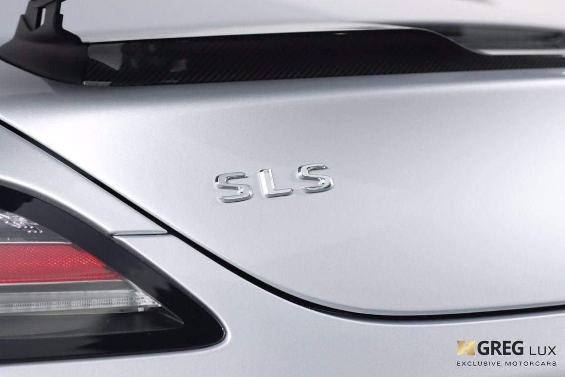2015 Mercedes Benz SLS AMG GT SLS AMG GT Final Edition #20
