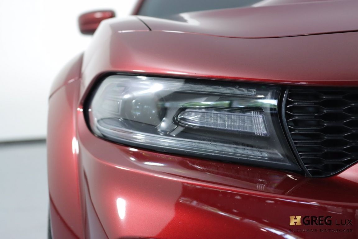 2020 Dodge Charger SRT Hellcat #5