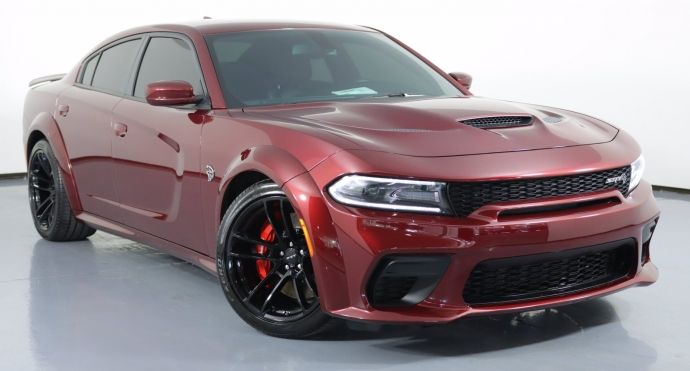 2020 Dodge Charger SRT Hellcat #0