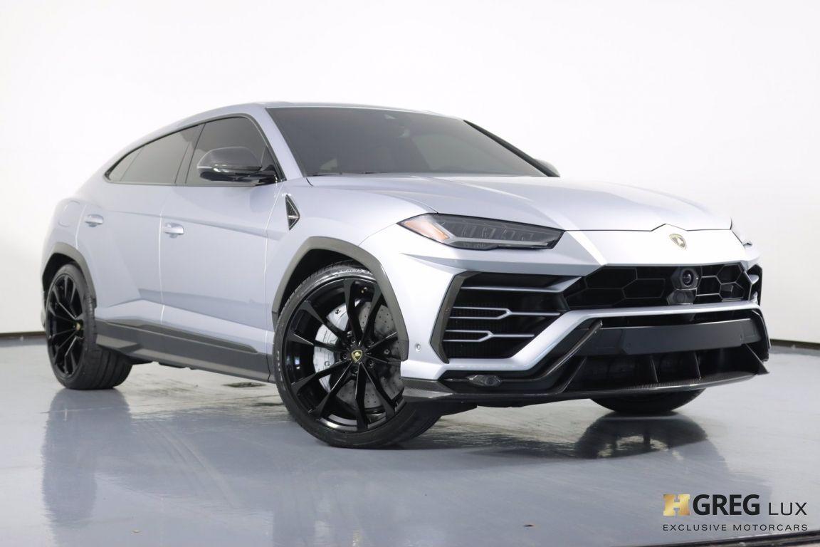 2020 Lamborghini Urus  #27