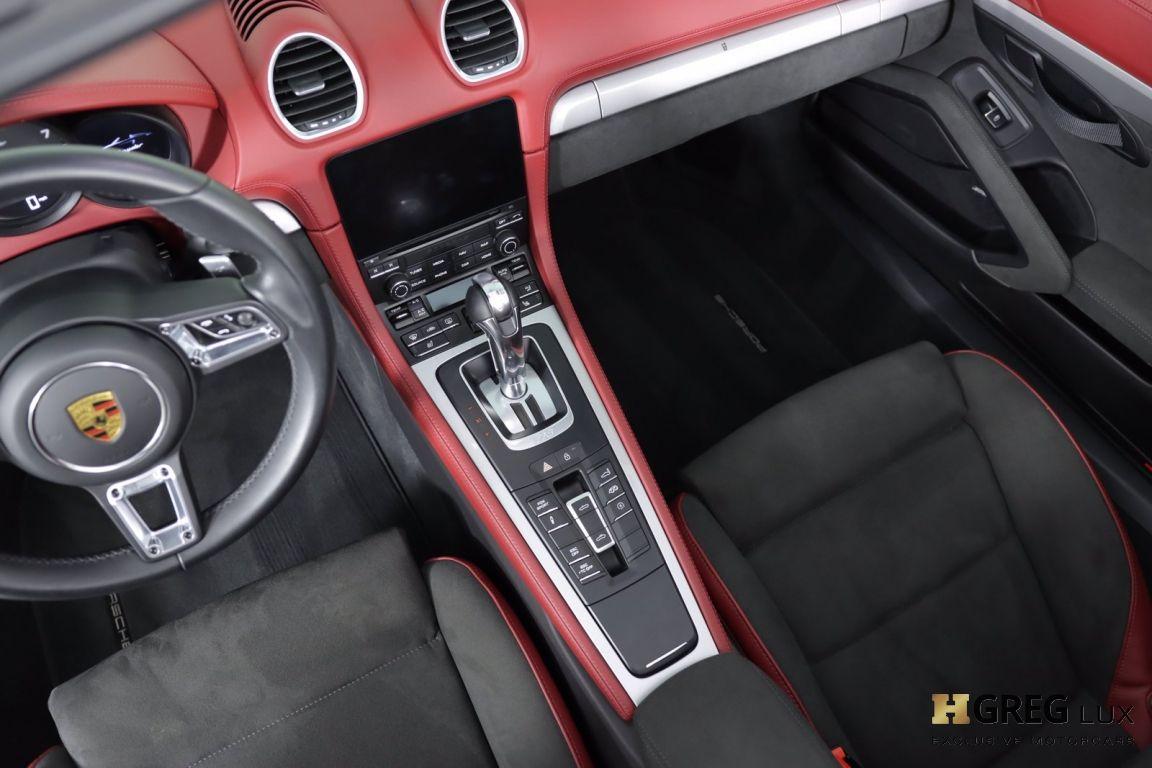 2021 Porsche 718 Spyder  #34