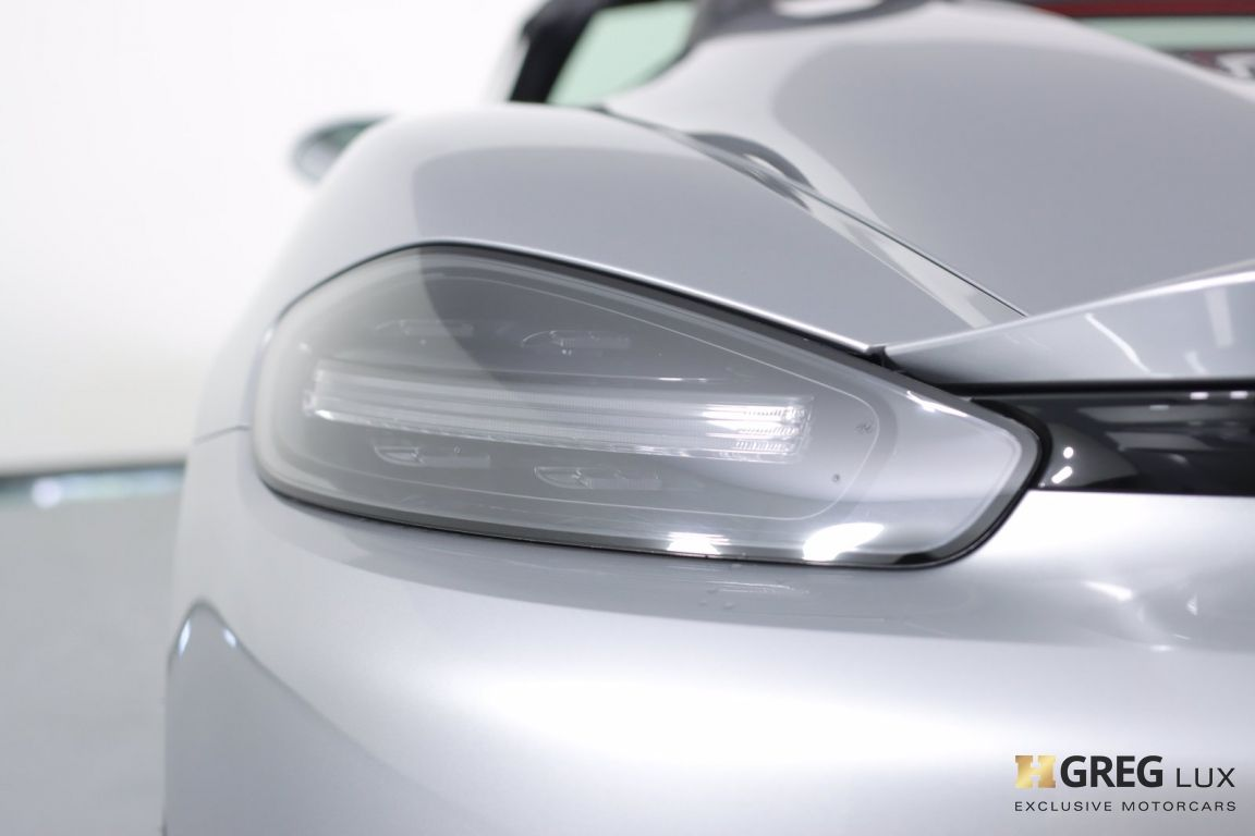 2021 Porsche 718 Spyder  #17