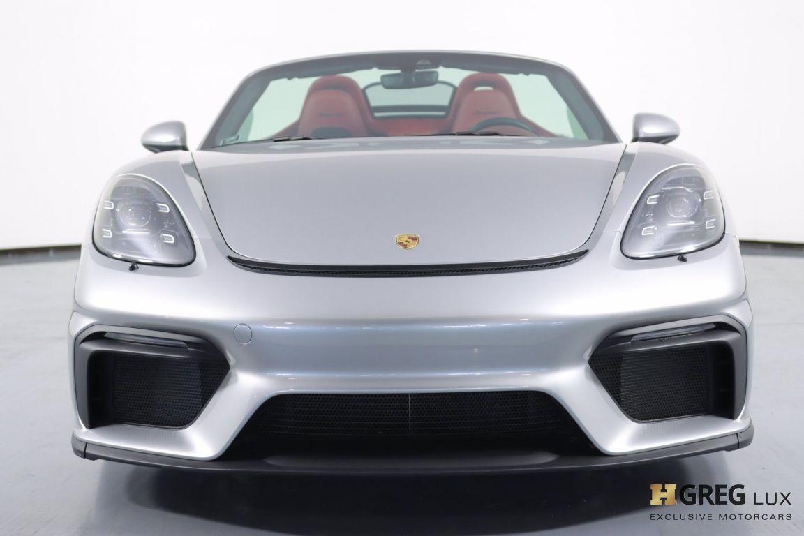 2021 Porsche 718 Spyder  #3