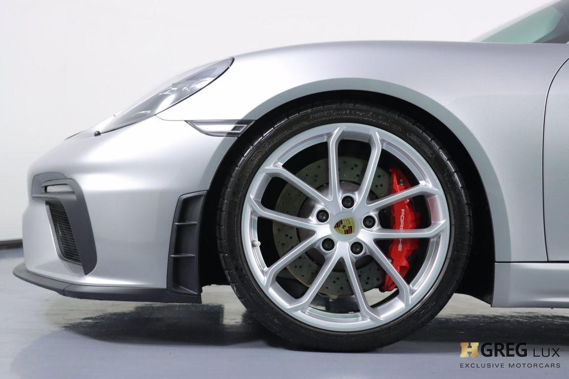 2021 Porsche 718 Spyder  #22