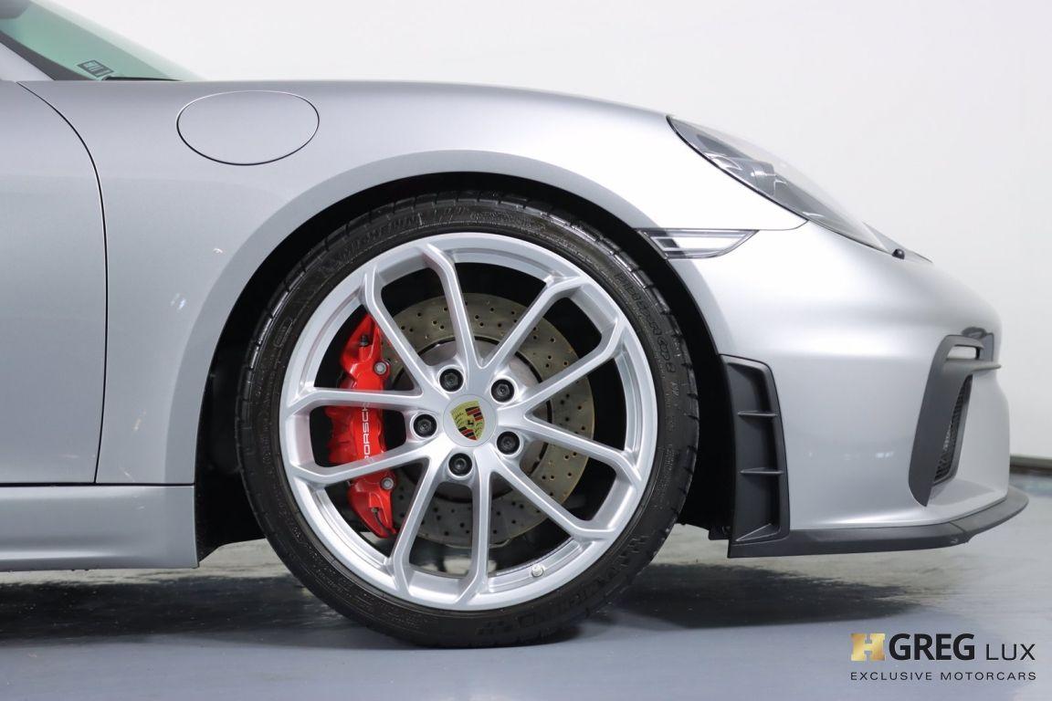 2021 Porsche 718 Spyder  #11