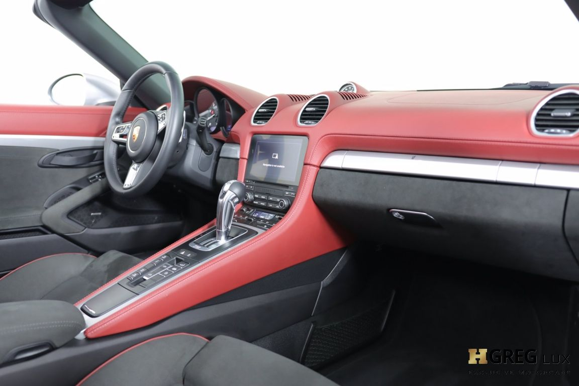 2021 Porsche 718 Spyder  #28