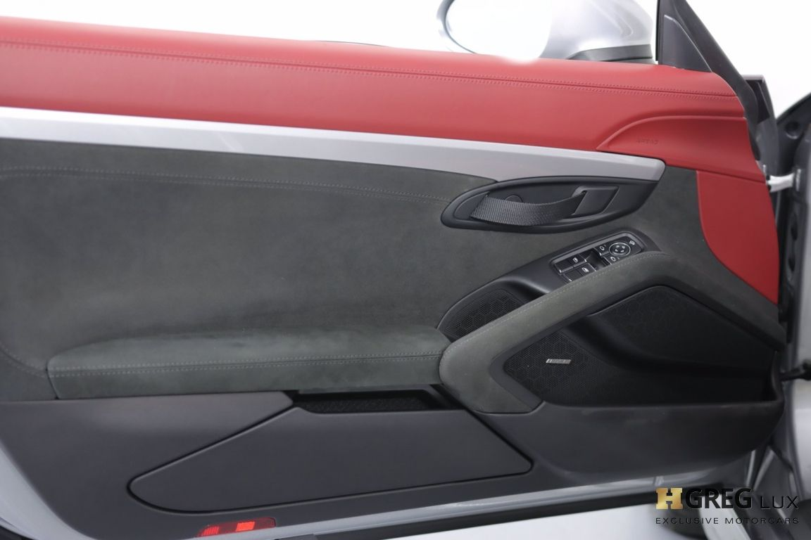 2021 Porsche 718 Spyder  #32