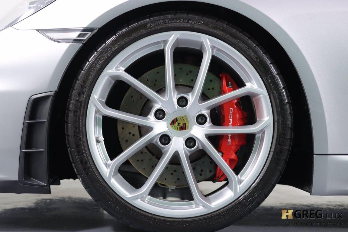 2021 Porsche 718 Spyder  #23