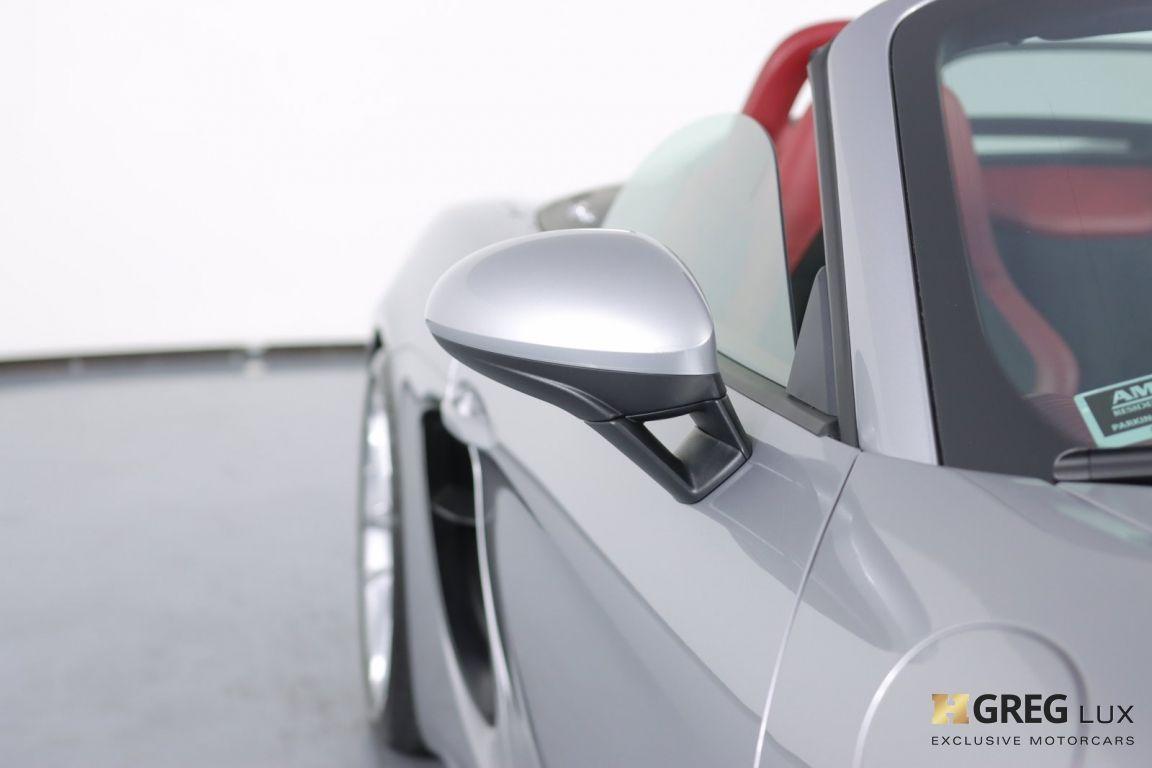 2021 Porsche 718 Spyder  #7