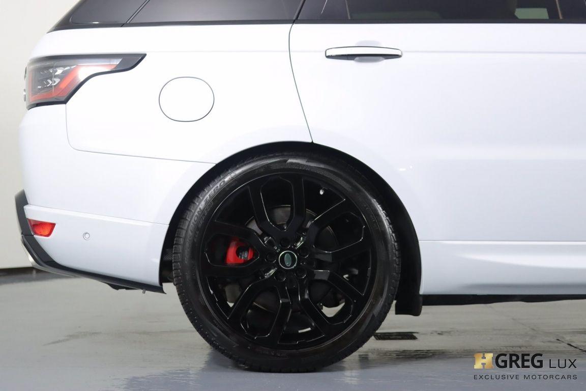 2021 Land Rover Range Rover Sport Autobiography #13