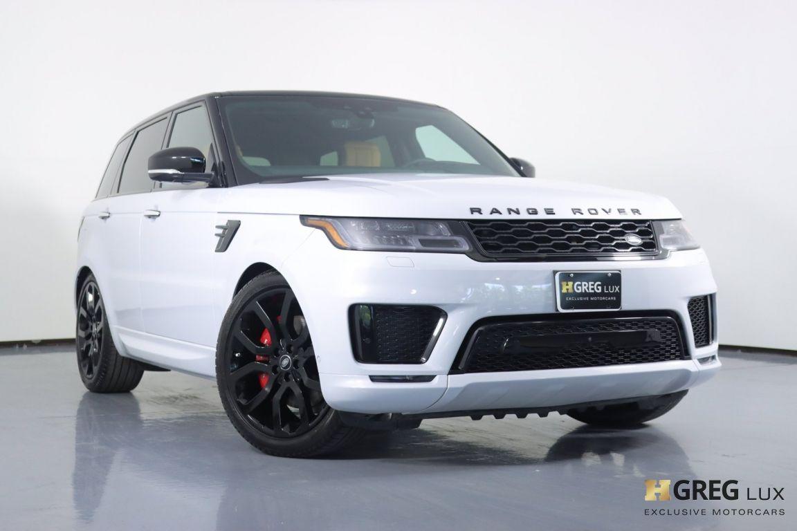 2021 Land Rover Range Rover Sport Autobiography #27