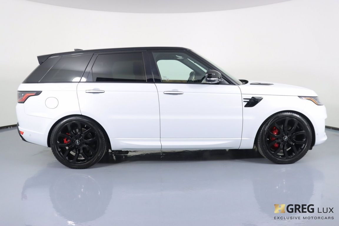 2021 Land Rover Range Rover Sport Autobiography #10