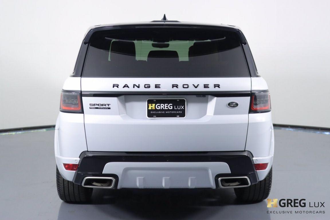 2021 Land Rover Range Rover Sport Autobiography #16