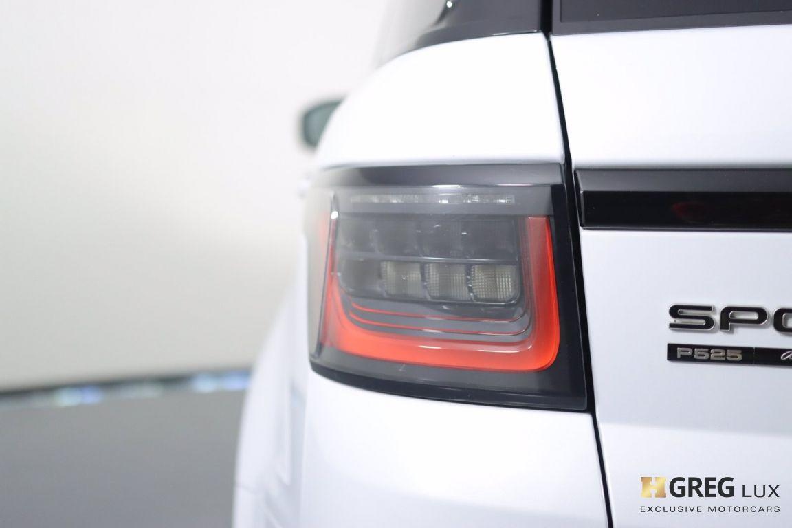 2021 Land Rover Range Rover Sport Autobiography #17