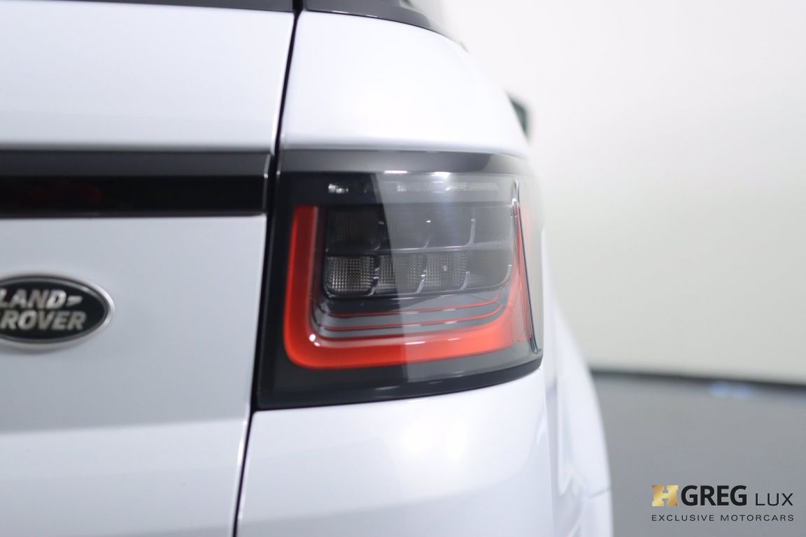 2021 Land Rover Range Rover Sport Autobiography #18
