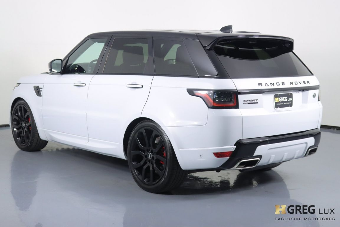 2021 Land Rover Range Rover Sport Autobiography #20