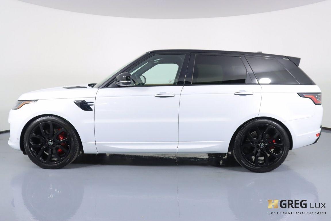 2021 Land Rover Range Rover Sport Autobiography #21