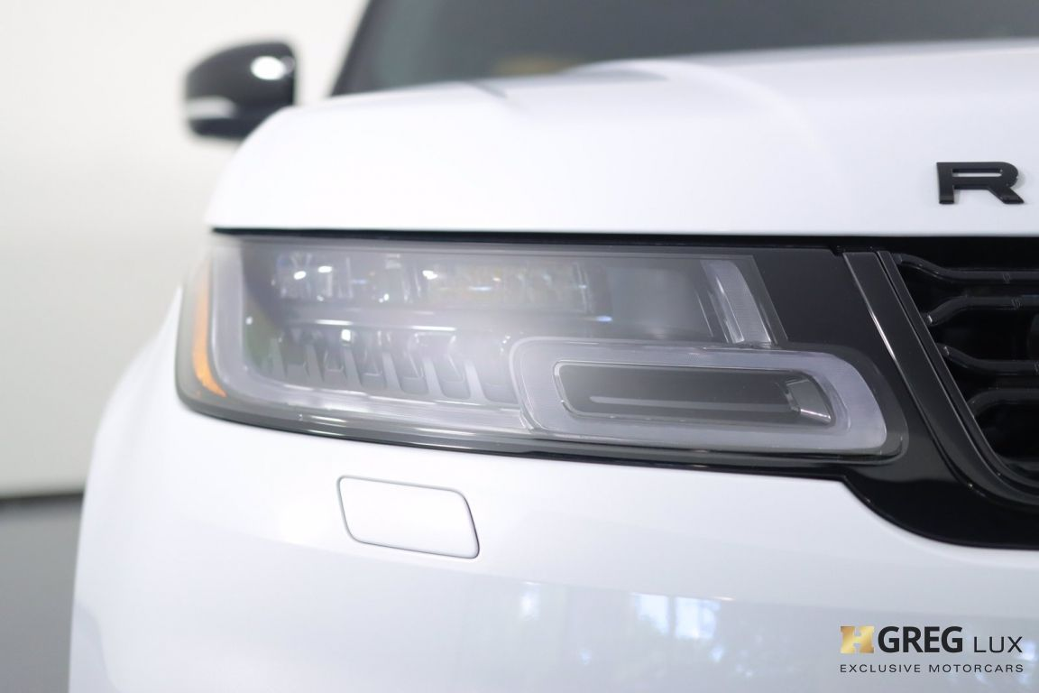 2021 Land Rover Range Rover Sport Autobiography #4