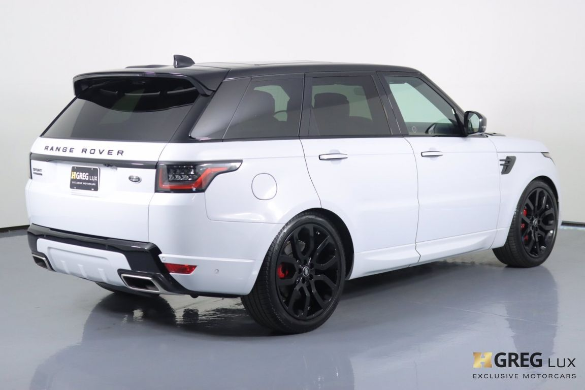 2021 Land Rover Range Rover Sport Autobiography #15