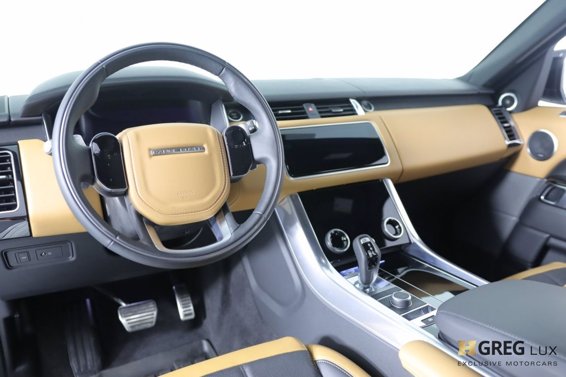 2021 Land Rover Range Rover Sport Autobiography #1