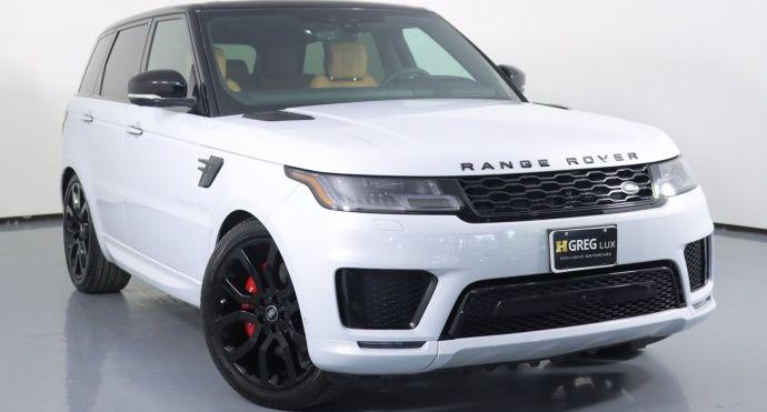 2021 Land Rover Range Rover Sport Autobiography #0