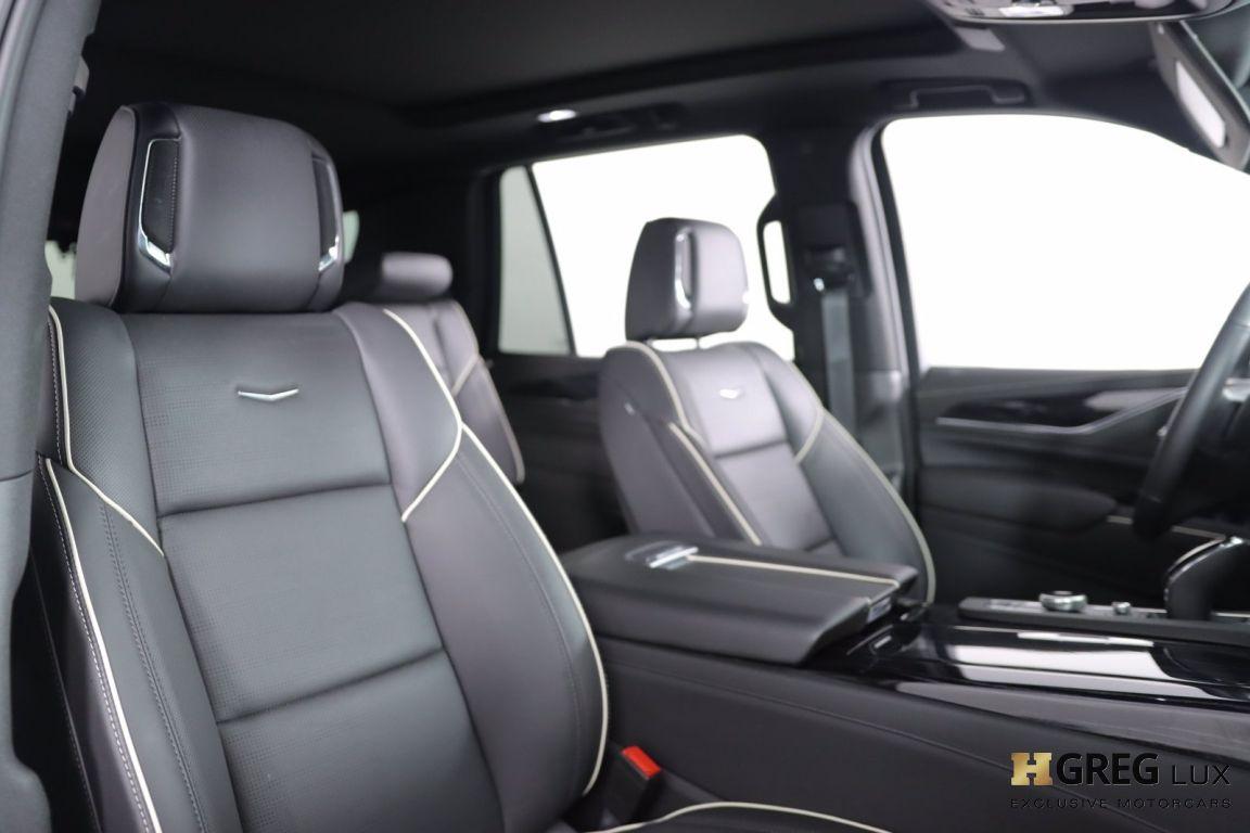 2021 Cadillac Escalade Sport #34