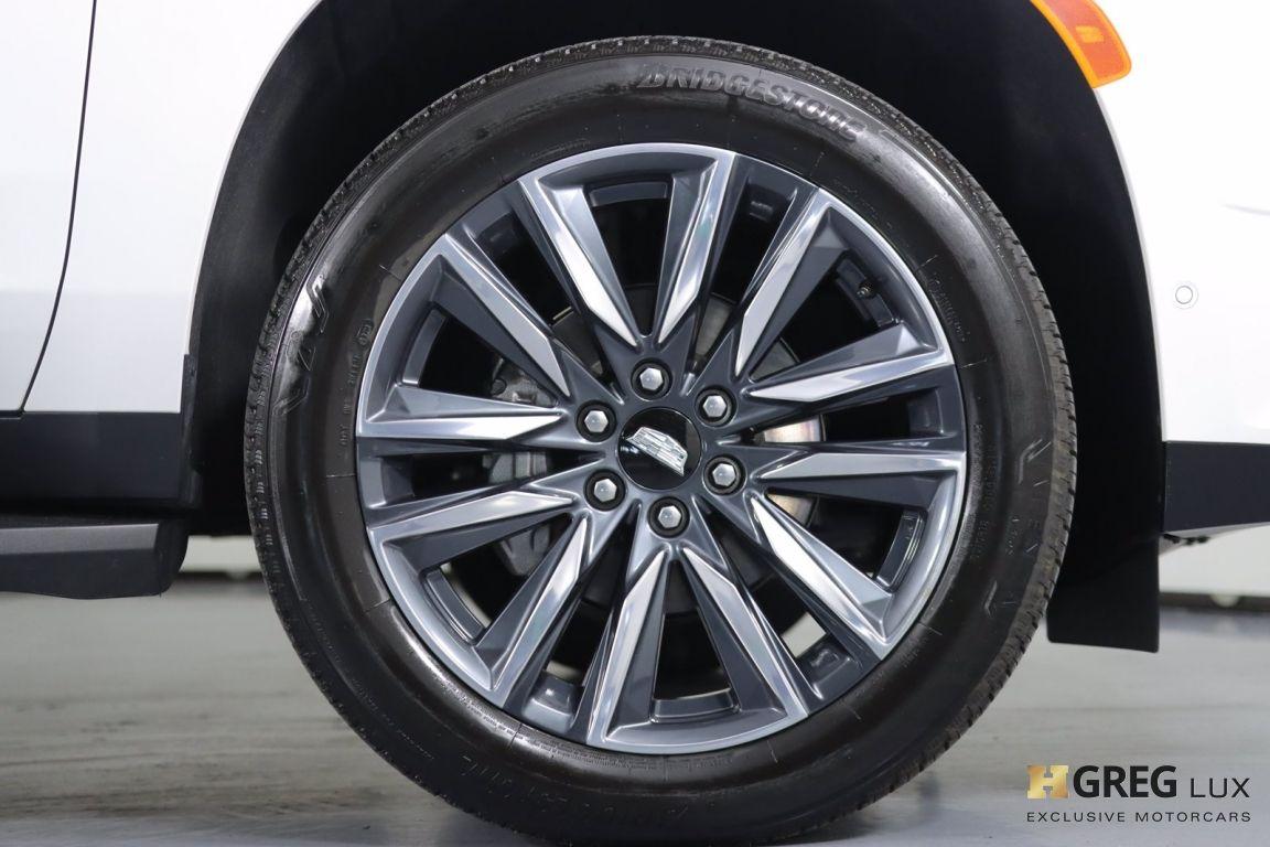 2021 Cadillac Escalade Sport #12