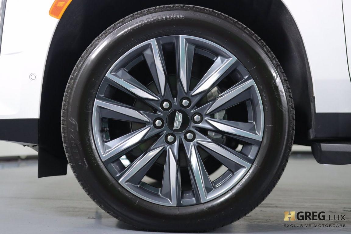 2021 Cadillac Escalade Sport #23