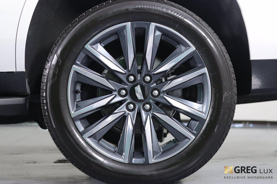 2021 Cadillac Escalade Sport #25