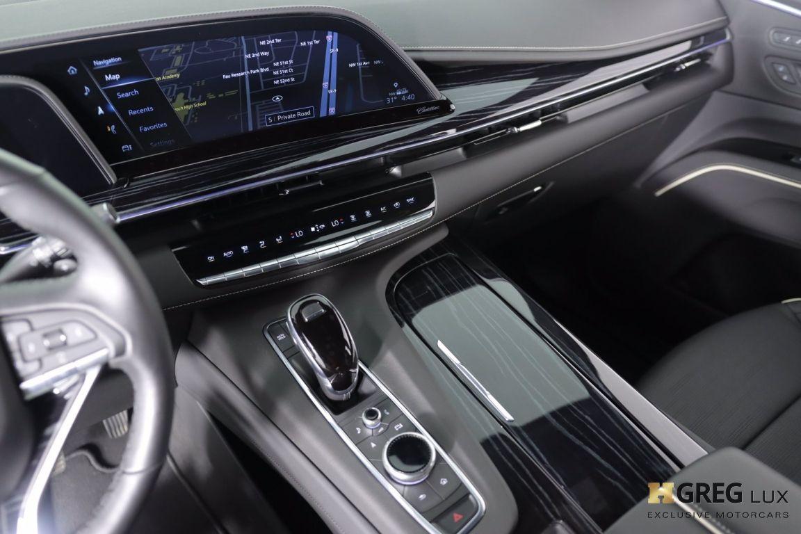 2021 Cadillac Escalade Sport #43