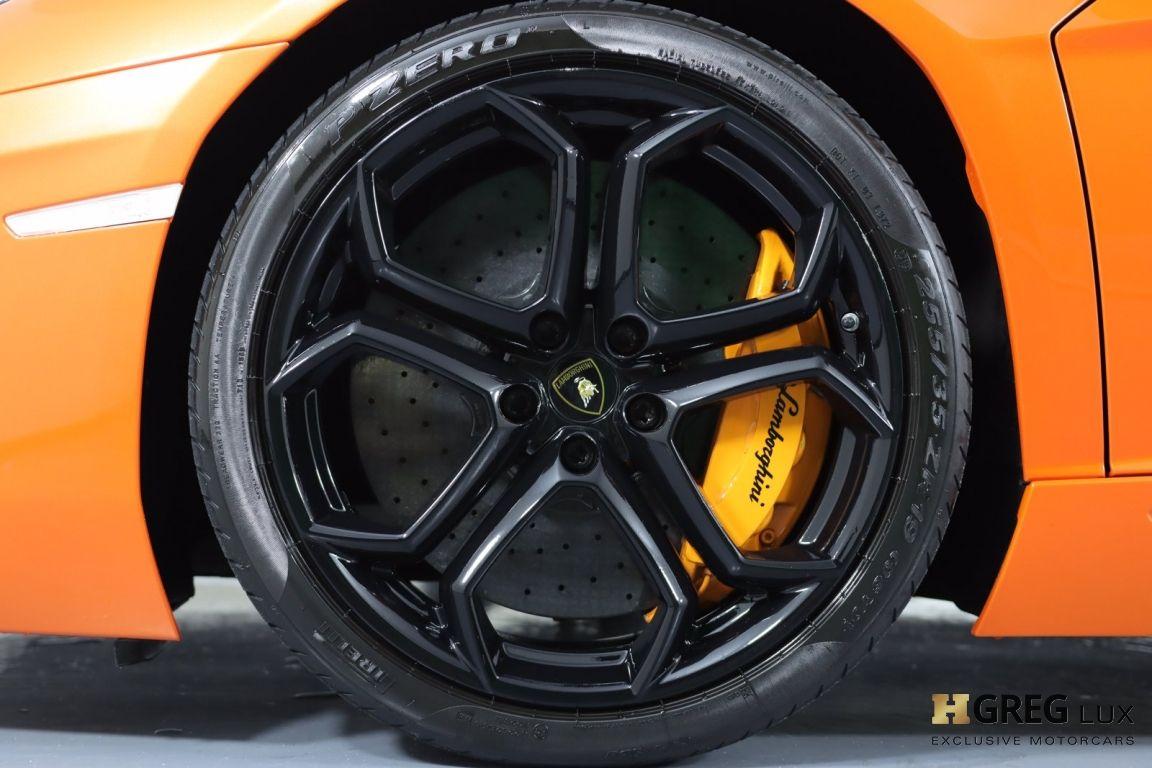 2015 Lamborghini Aventador  #24