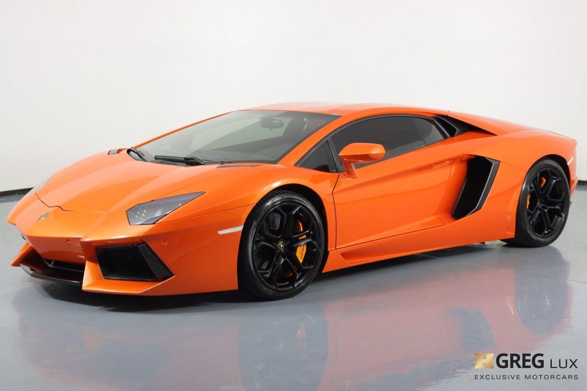 2015 Lamborghini Aventador  #27