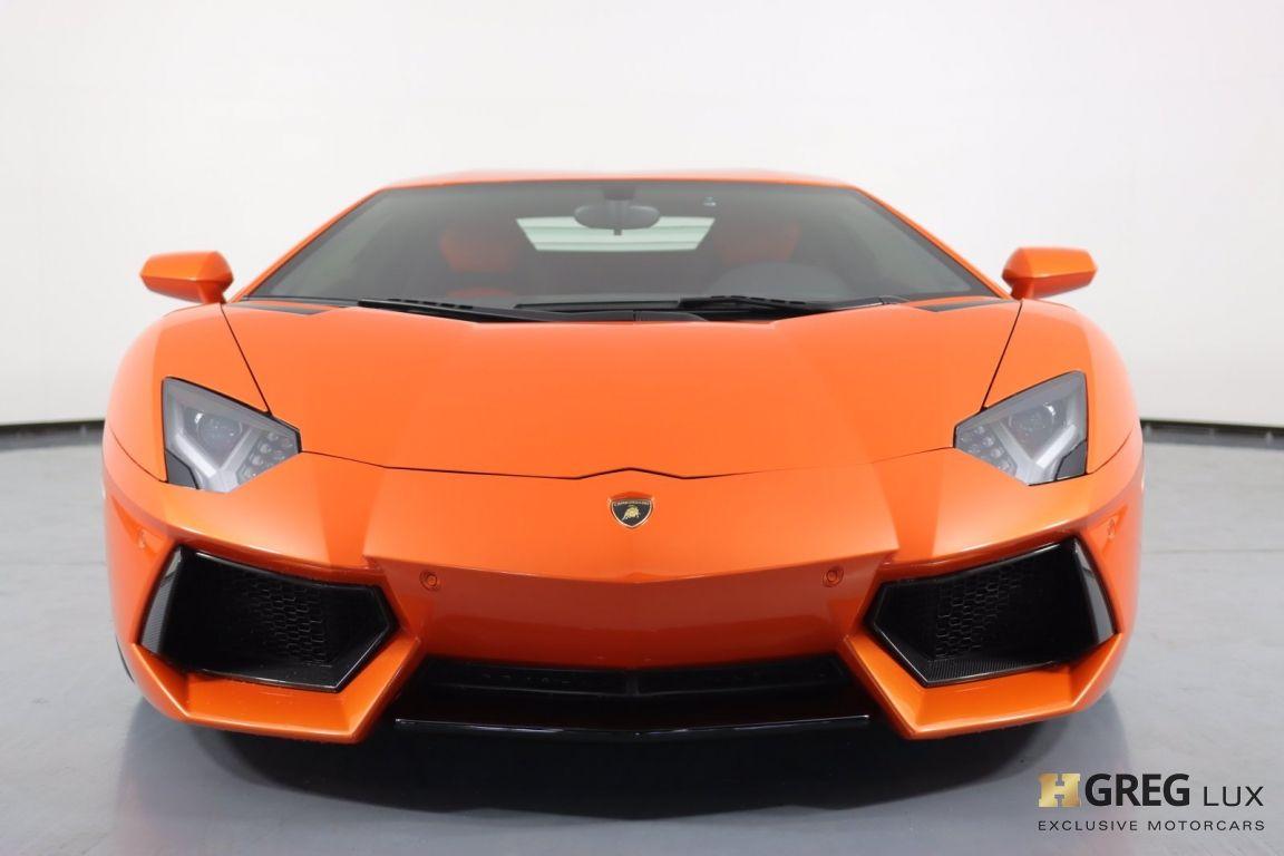 2015 Lamborghini Aventador  #5
