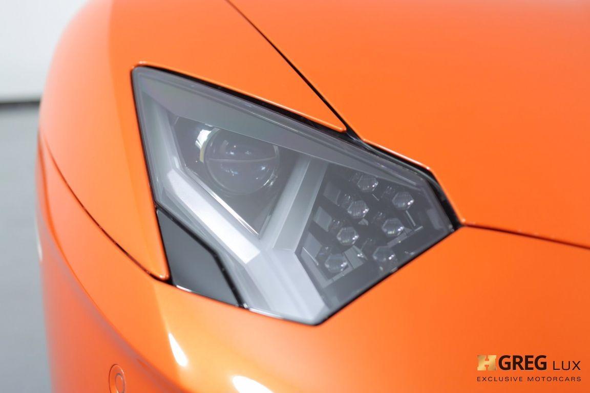 2015 Lamborghini Aventador  #6