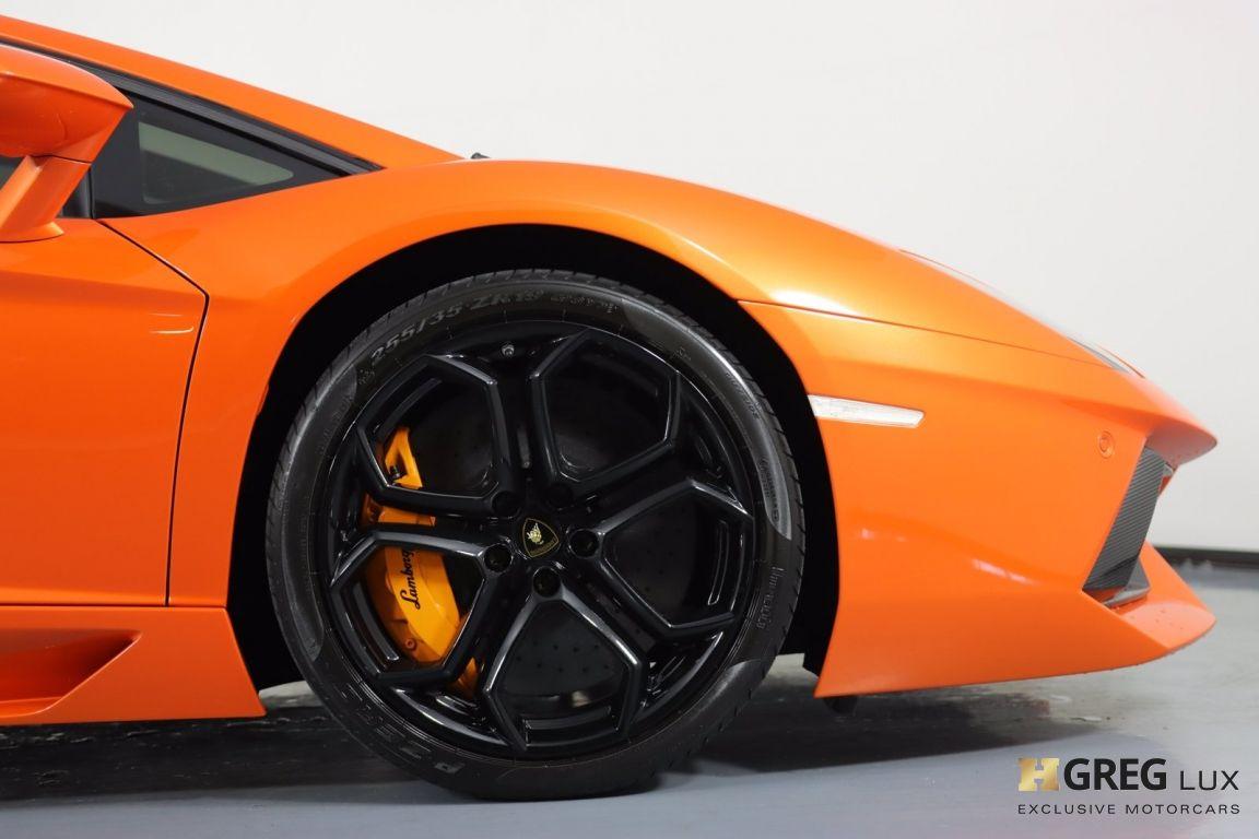 2015 Lamborghini Aventador  #13