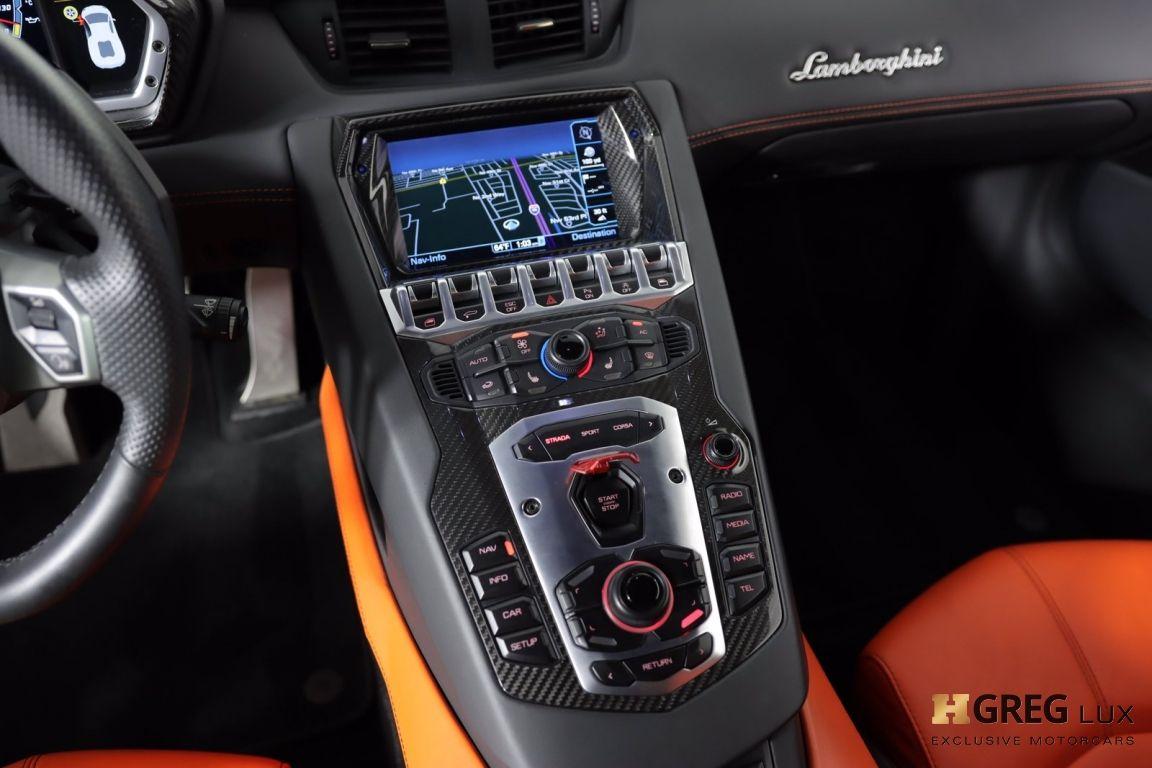 2015 Lamborghini Aventador  #36