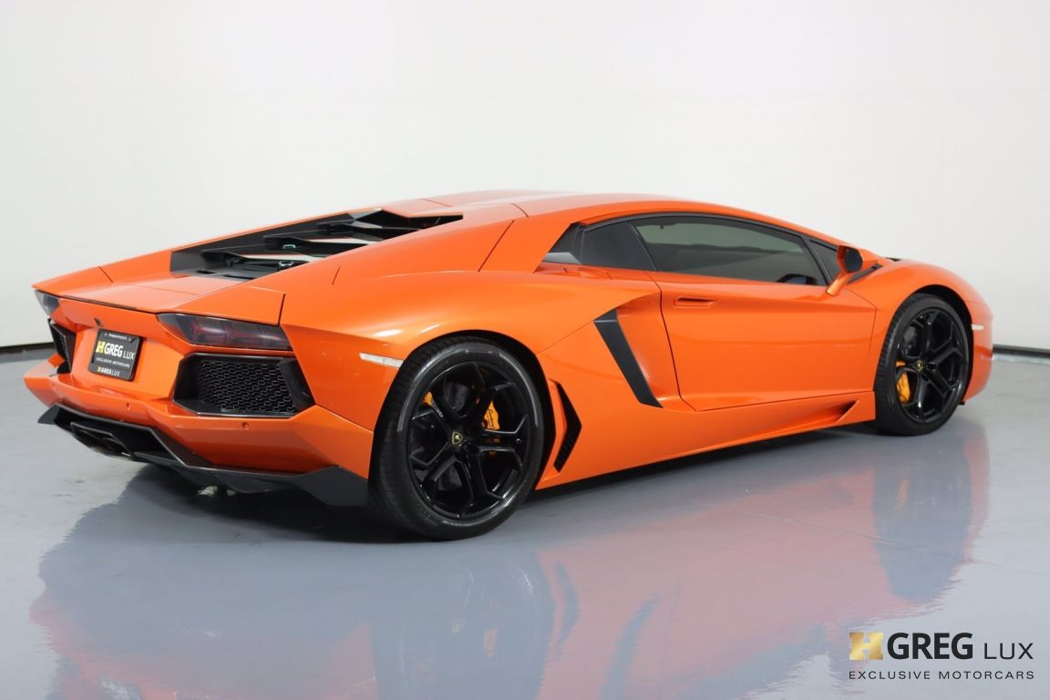 2015 Lamborghini Aventador  #17