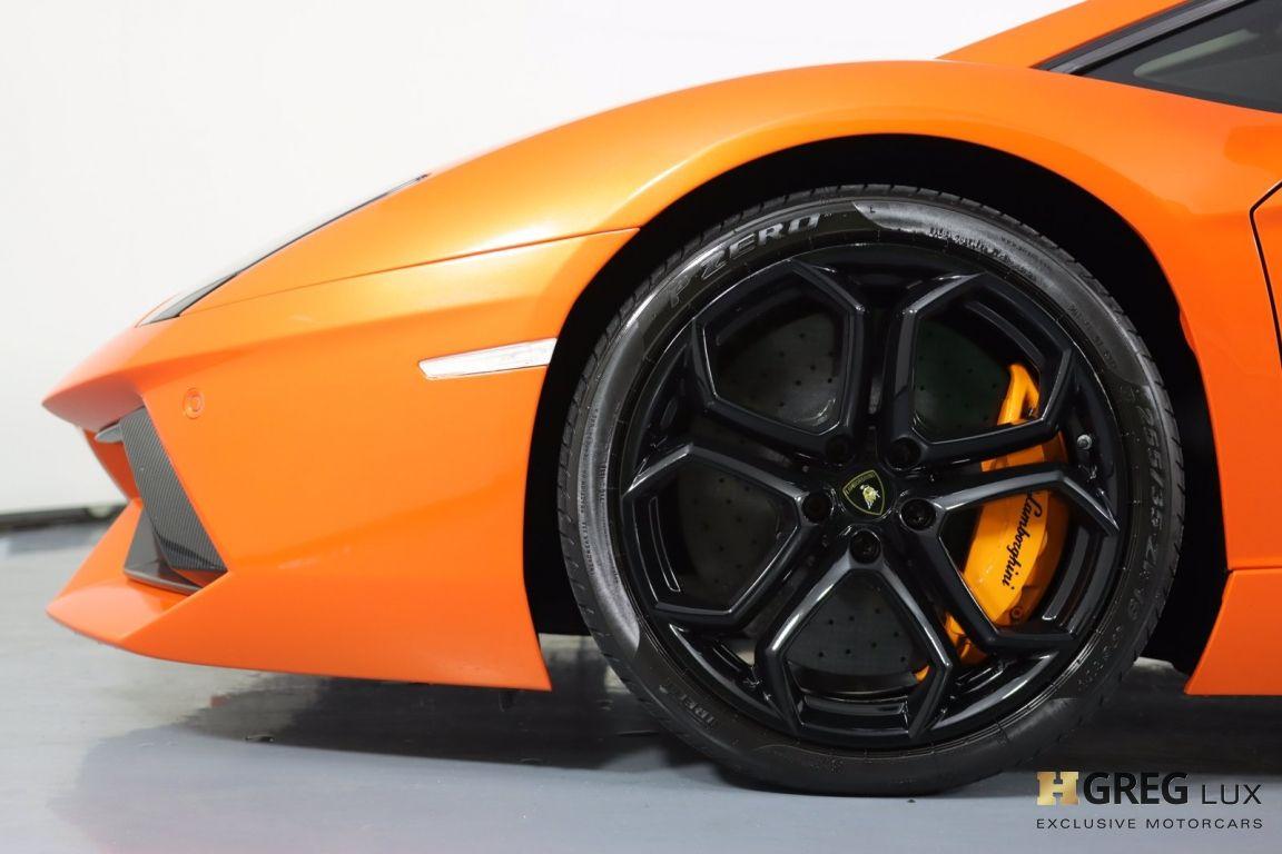 2015 Lamborghini Aventador  #23