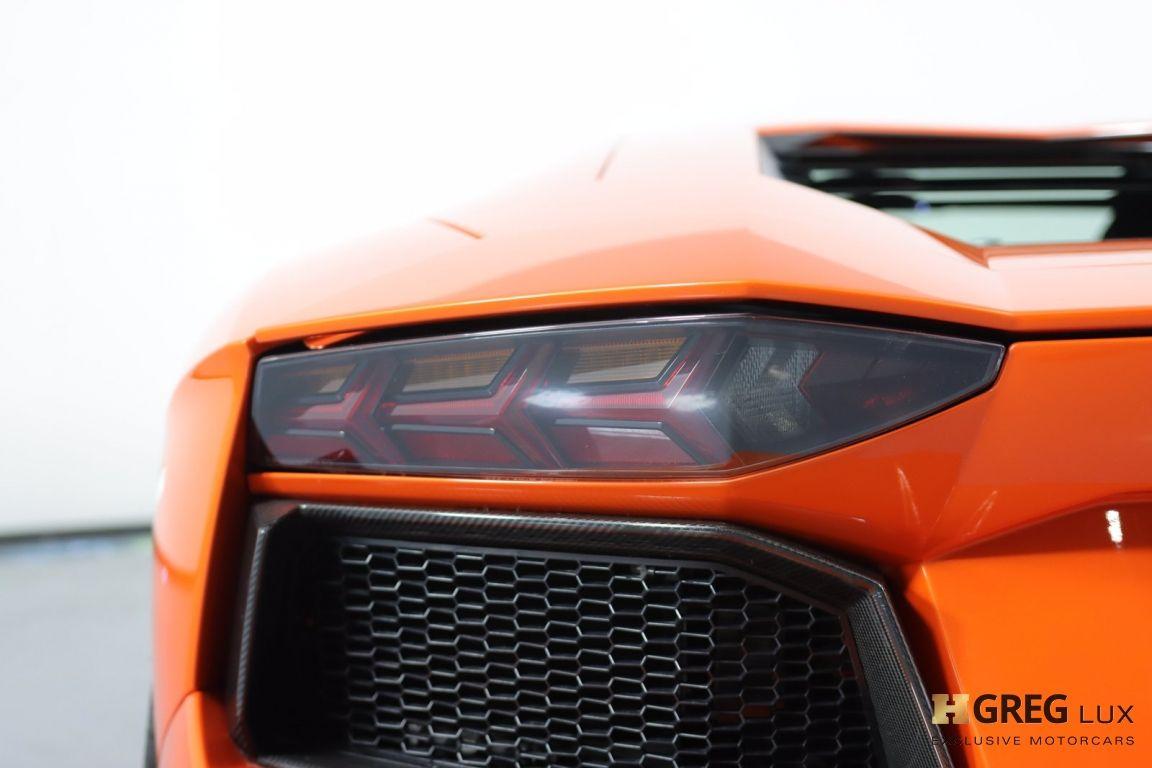 2015 Lamborghini Aventador  #19