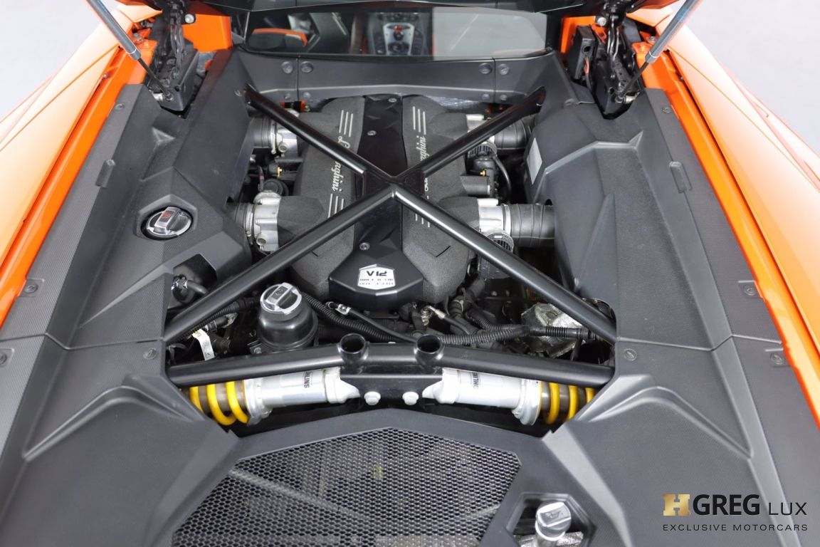 2015 Lamborghini Aventador  #48