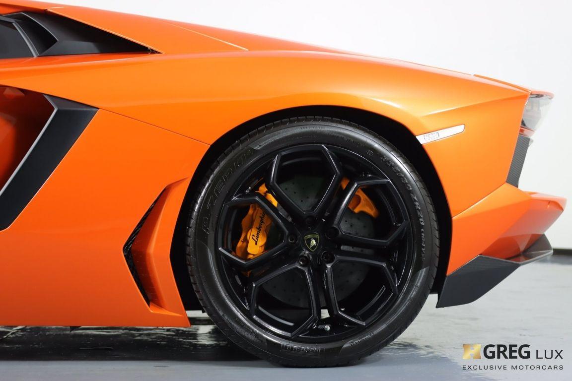2015 Lamborghini Aventador  #25
