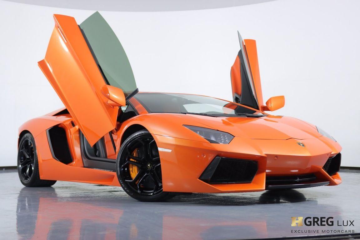 2015 Lamborghini Aventador  #4