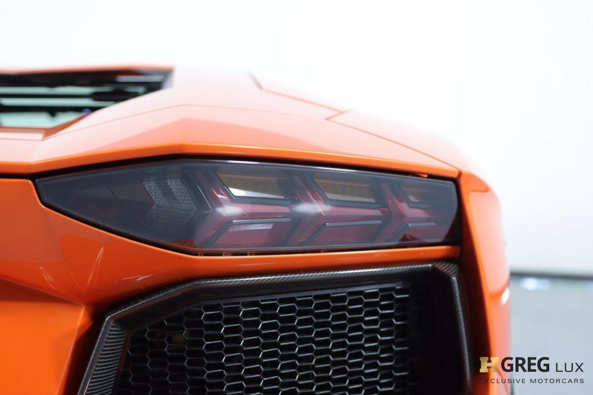 2015 Lamborghini Aventador  #20