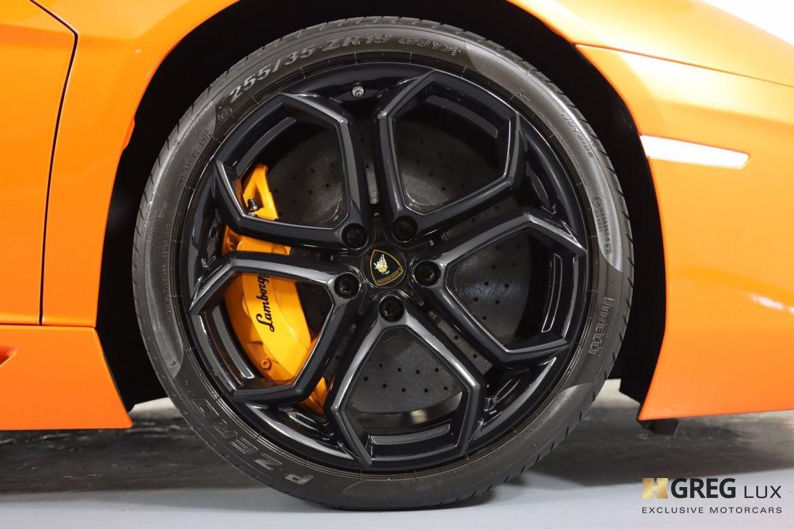 2015 Lamborghini Aventador  #14
