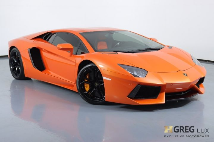 2015 Lamborghini Aventador  #0