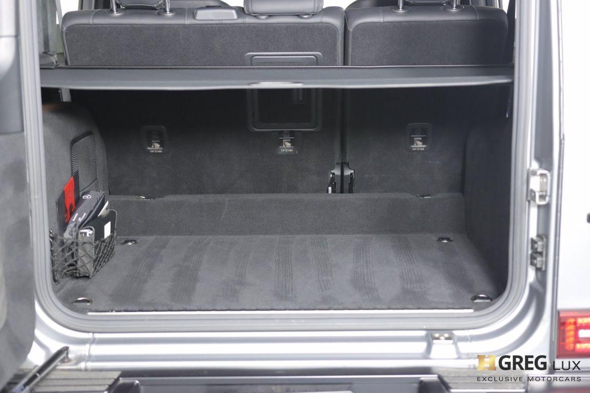 2021 Mercedes Benz G Class AMG G 63 #52