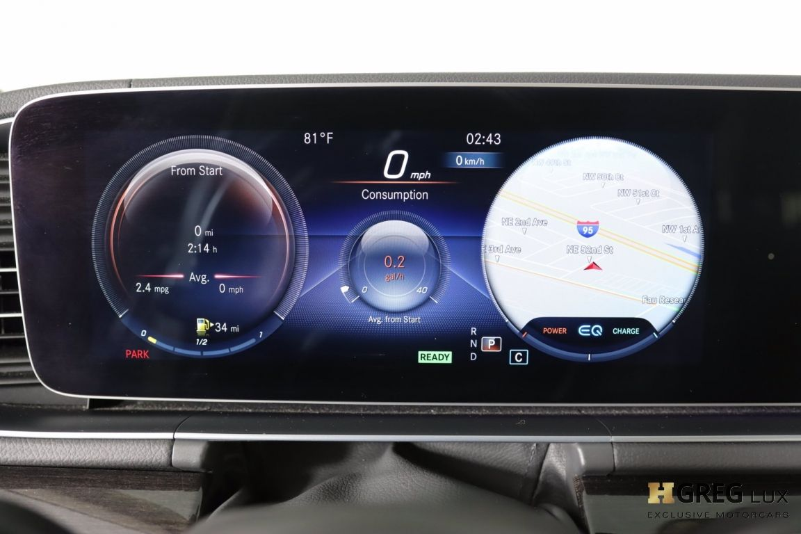 2020 Mercedes Benz GLS GLS 450 #47