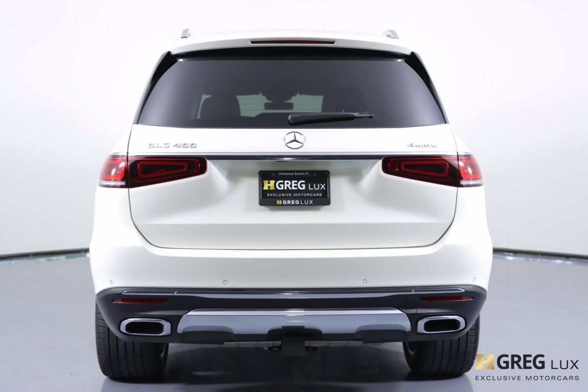 2020 Mercedes Benz GLS GLS 450 #16
